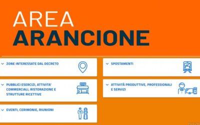 Zona arancione: dal 22 marzo Sardegna e Molise entrano in arancione